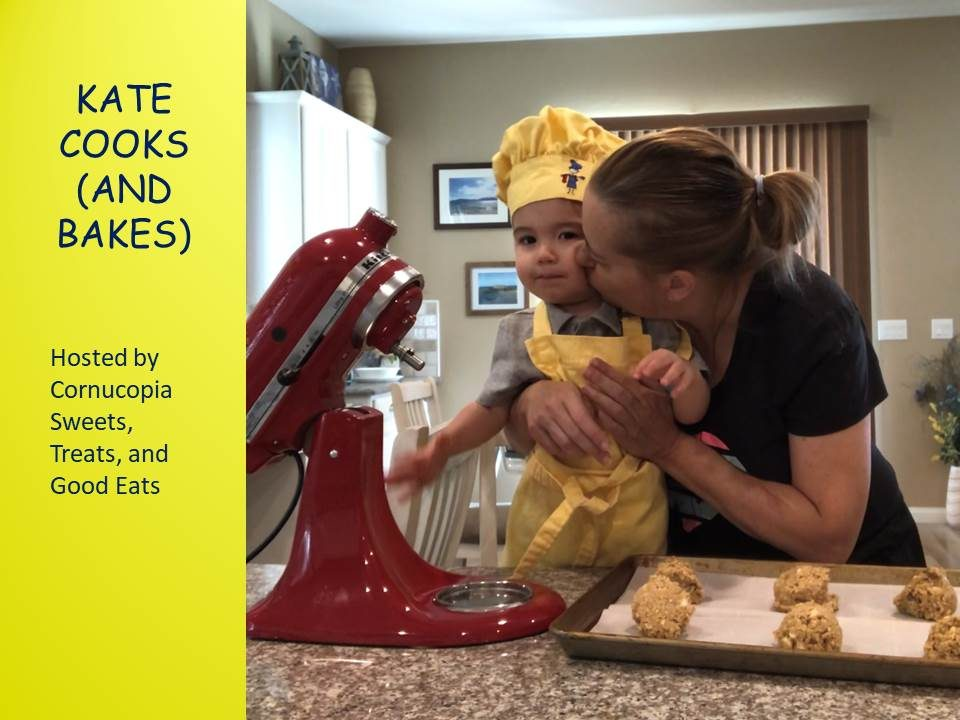 Kate Bakes and Cooks